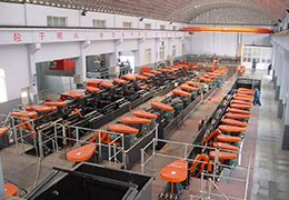 Flotation Plant Equipment