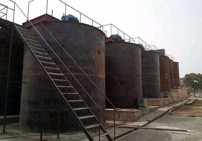 Zinc Powder Replacement Gold Extracting Process