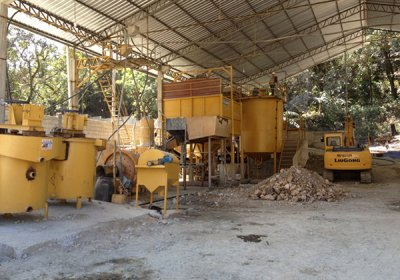 The project site