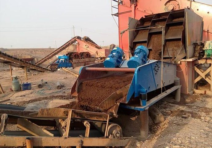 Tailings Dry Discharge Process
