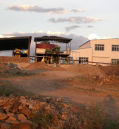 1,200 T / D GOLD (COPPER) PROCESSING EPC PROJECT IN NAMIBIA