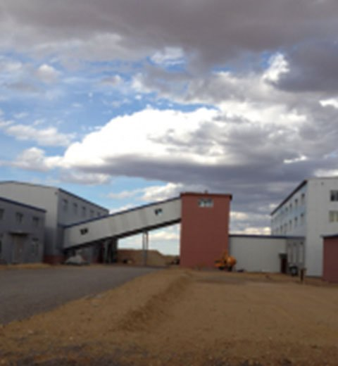 1,200 T/D FLUORITE PROCESSING EPC PROJECT IN MONGOLIA